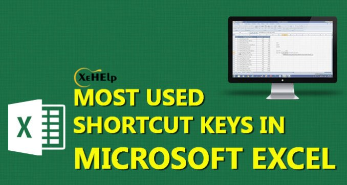MS Excel Shortcut Keys