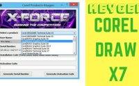 How to Get Corel Draw X7 Keygen