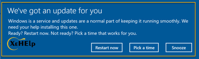 Forced Windows 10 Updates -Why You Should not Upgrade To Windows 10
