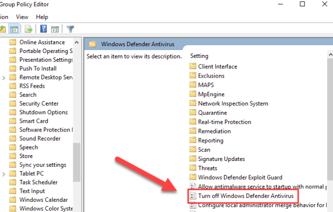 Disable Windows Anti-Virus How to Turn Off Windows Defender (4)