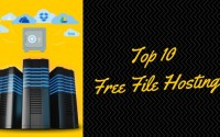Free File Hosting Top 10 Website List Is Here