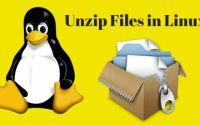 How To Unzip Files in Linux