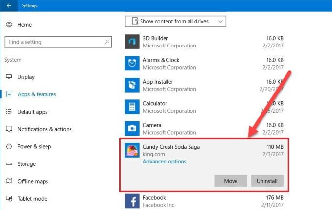 Uninstall - Blue Screen Windows 10 (2)