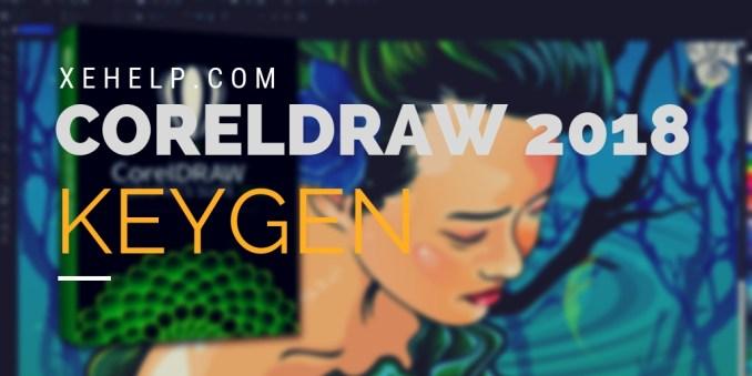 CorelDRAW 2018 Keygen
