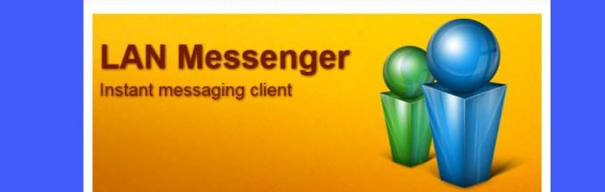 Lan Messenger Download