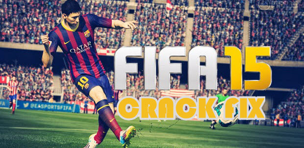 Game Fix: FIFA 15 Crack