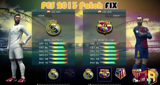 PES 2013 Patch 2019