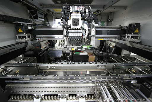 Electronic design machinery