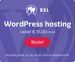 Website Hosting bij Xel Media