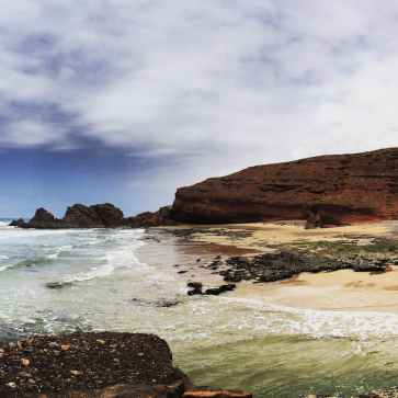 Beach Legzira