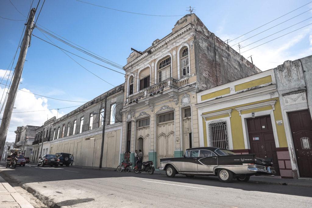 Cienfuegos Street