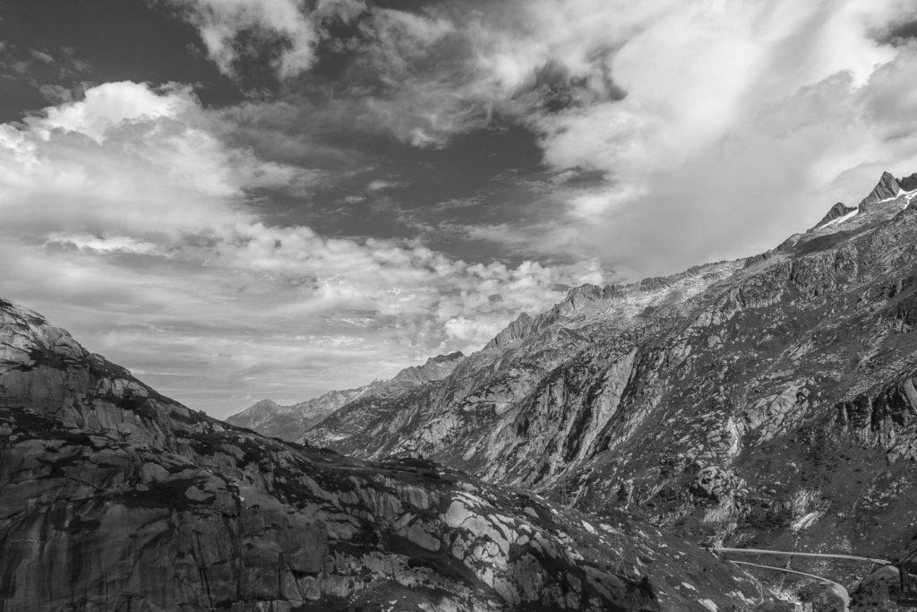 Grimselwelt Berge