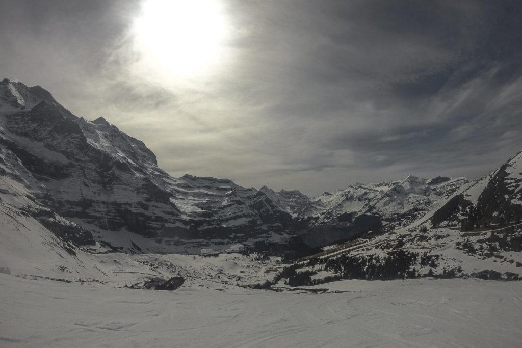 Jahreszeitenwechsel in Grindelwald