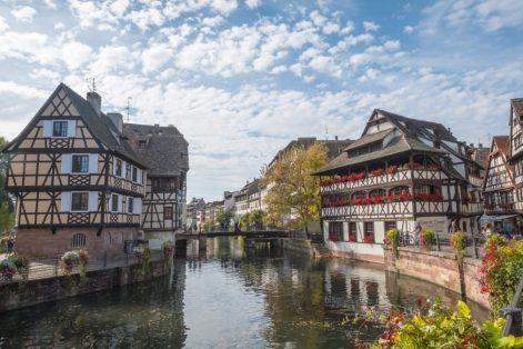 Un jour à Strasbourg