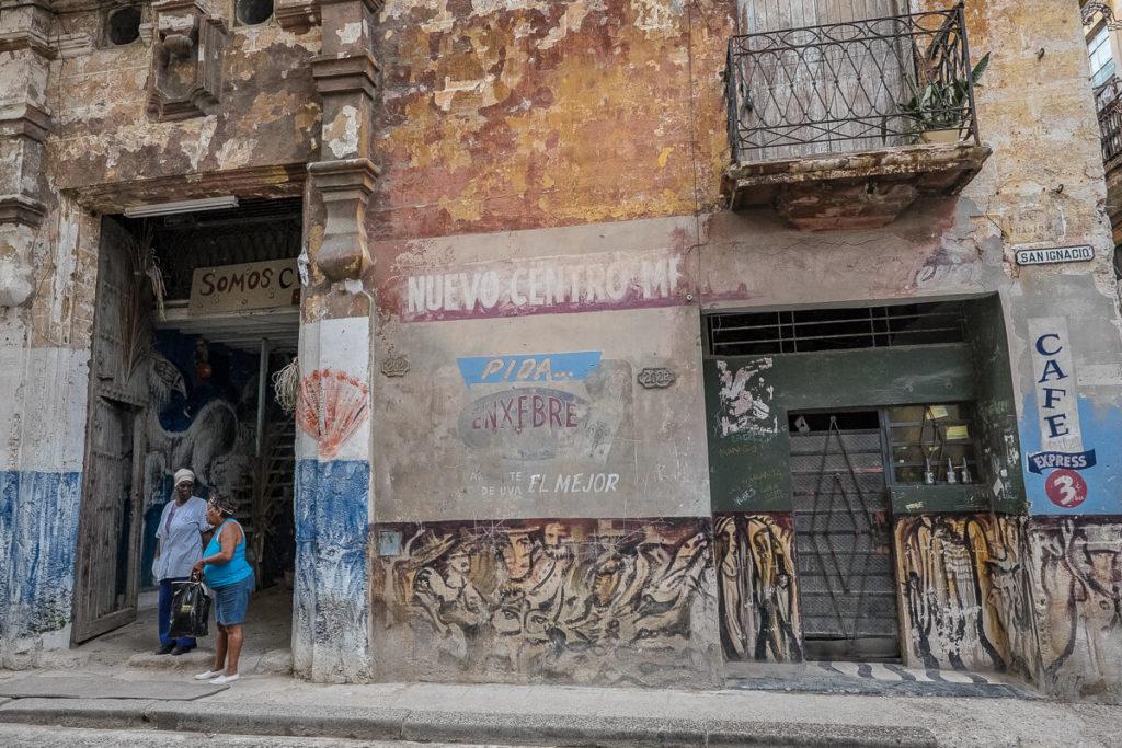 Streetart Habana