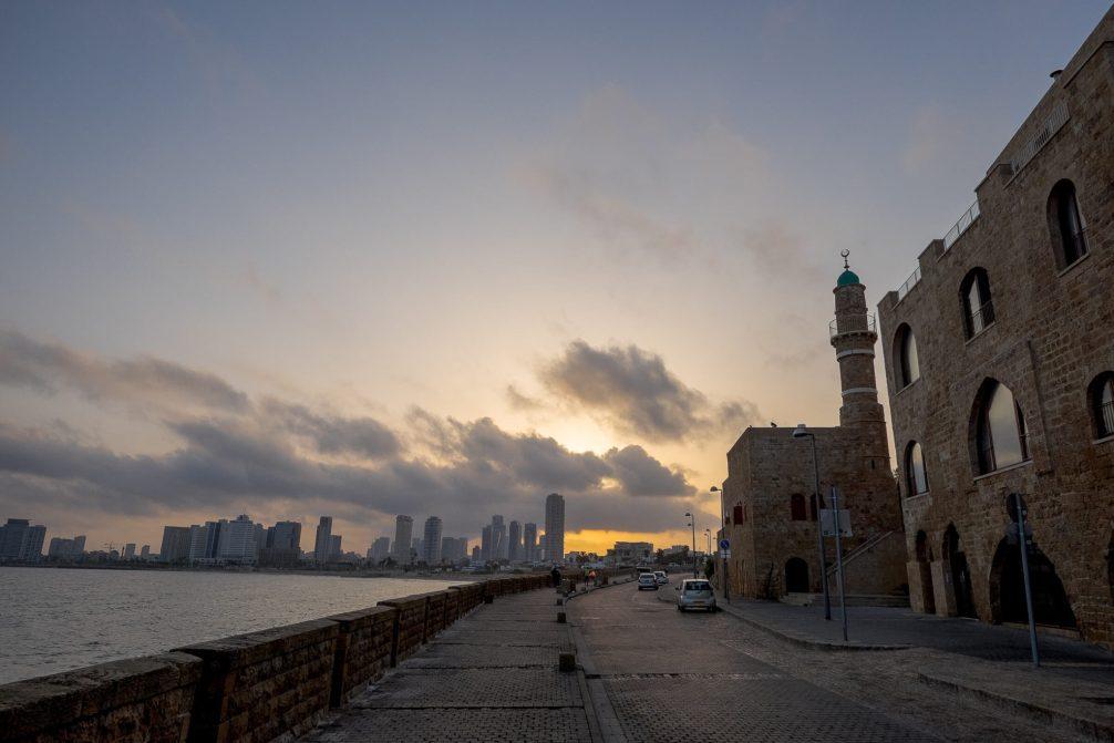 Sunrise Tel Aviv