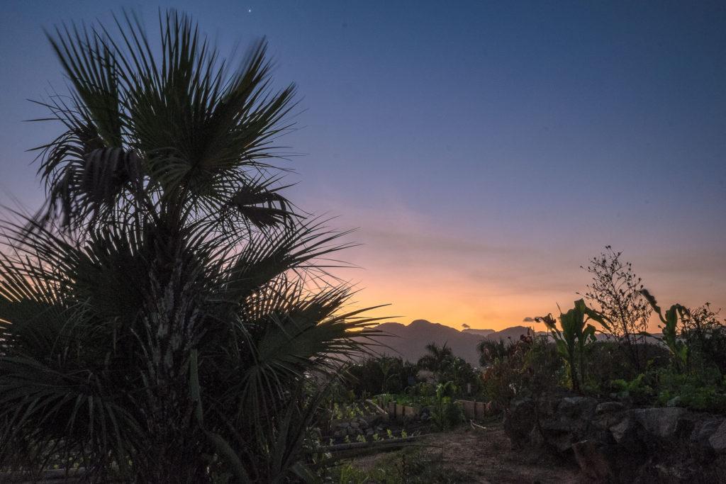 Vinales Sunset