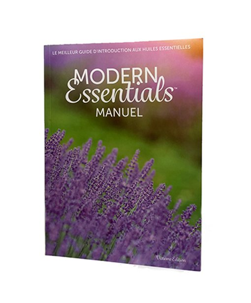 Modern Essentials en français 10ème édition (marque-page-Noms doTERRA/ME inclus)