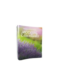Lot de 10 Livrets: Présentation de la Modern Essentials (10 ème edition)