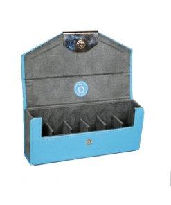 Mini coffret rigide, fermeture à pression avec logo doTERRA®
