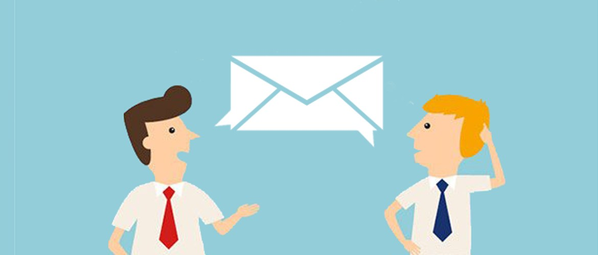 Using email marketing as a dialogue