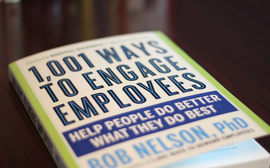 Finding Ways to Engage Employees