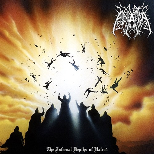 "ANATA ""The Infernal Depths of Hatred"""" LP"