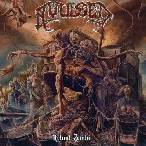 "AVULSED ""Ritual Zombi"" CD"