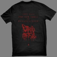 "PUTRID OFFAL ""Mature Necropsy"" T-SHIRT / GIRLY"