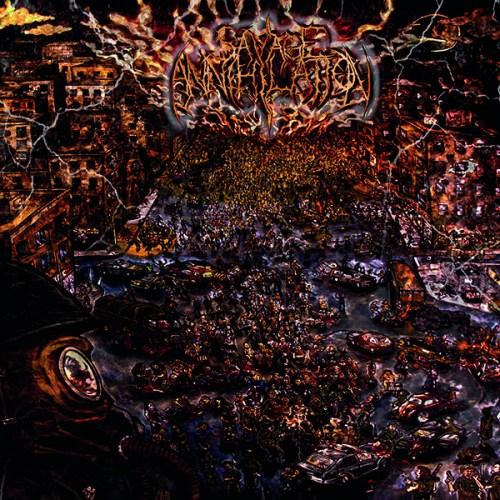 """SAVAGE ANNIHILATION """"Cannibalisme, hérésie et autres sauvageries"""" CD [TOX014]"""