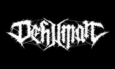 DEHUMAN [logo]