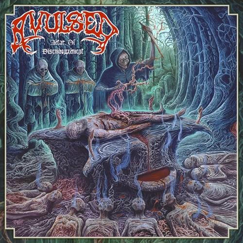"""AVULSED """"Altar of Disembowelment"""" EP"""