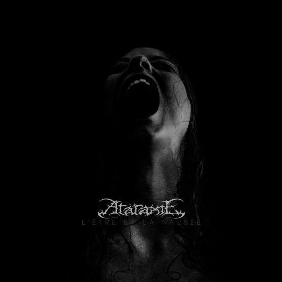 """ATARAXIE """"L'être et la nausée"""" [artwork XKR008]"""