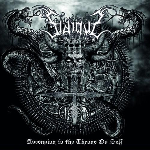 "SIDIOUS ""Ascension to the Throne Ov Self"" [TOX022CDM]"
