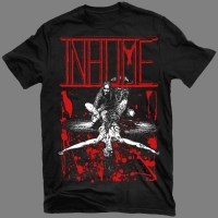 "INHUME ""Exhume: 25 Years of Decomposition"" T-SHIRT"
