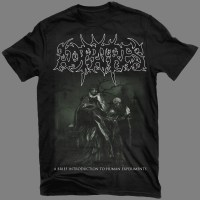 "AD PATRES ""A Brief Introduction to Human Experiments"" T-SHIRT / GIRLY"