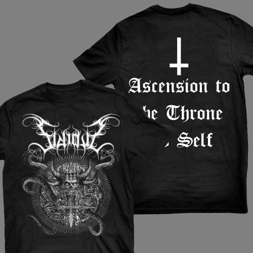 """SIDIOUS """"Ascension to the Throne Ov Self"""" T-SHIRT / GIRLY"""