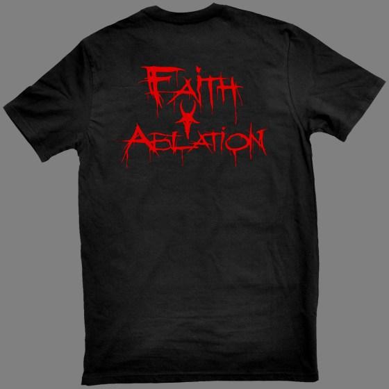 """DISABLED """"Faith Ablation"""" T-SHIRT"""