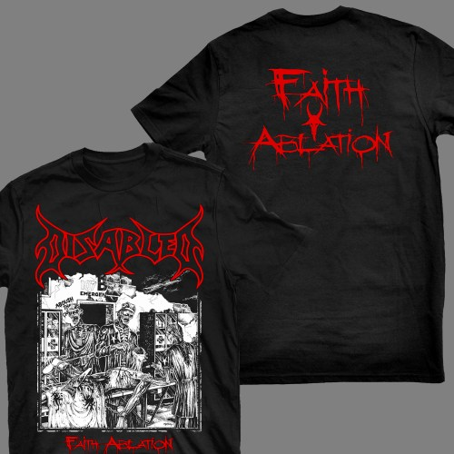 "DISABLED ""Faith Ablation"" T-SHIRT"