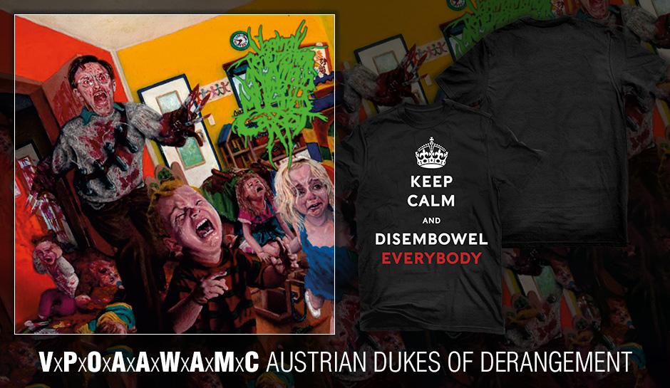 "VxPxOxAxAxWxAxMxC ""Austrian Dukes of Derangement"""