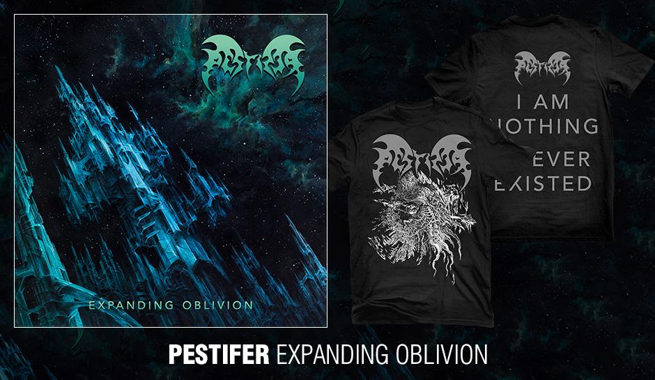 "PESTIFER ""Expanding Oblivion"""