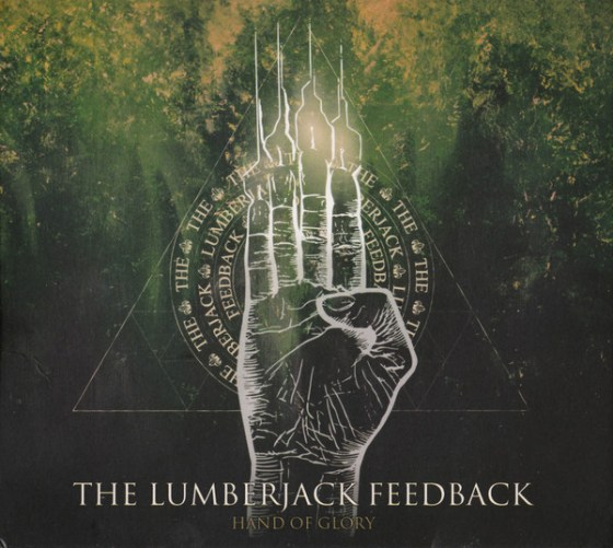 "THE LUMBERJACK FEEDBACK ""Hand of Glory"" CD [TOX025CDMLE]"