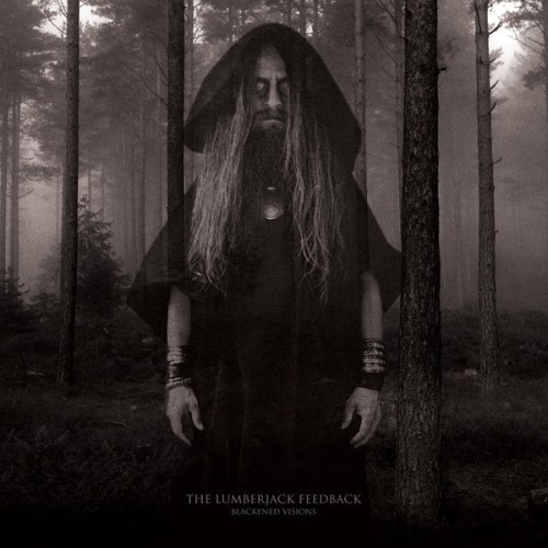 "THE LUMBERJACK FEEDBACK ""Blackened Visions"" CD [TOX053CDLE]"
