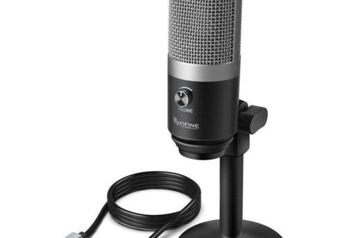 New Streaming Microphone