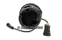 LED Projector Fog Driving Lamp w/ DRL Daytime Running ...
