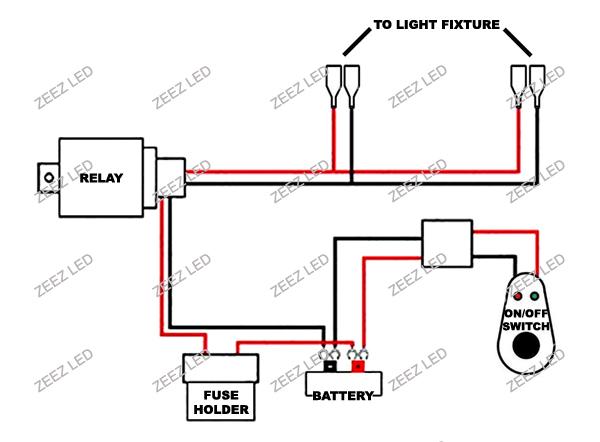 led lamp wiring kit
