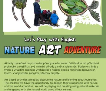 Nature Art Adventure - Chameleon Art / xenovision