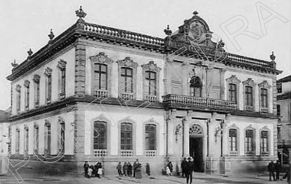 Calles y plazas de Pontevedra