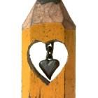 Arte Novedoso: Micro esculturas con lápices.