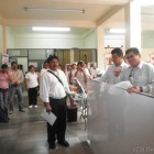 Recibieron instituciones escolares apoyos